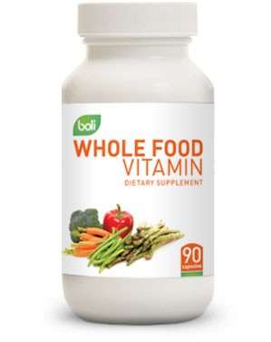 whole food vitamins reviews