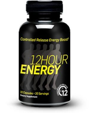 12-Hour Energy