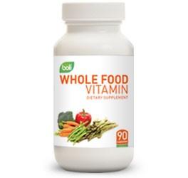 Whole Food Vitamin